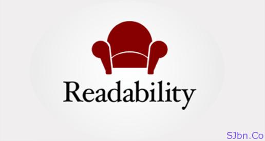 Readability logo
