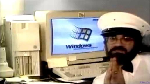 Windows 95, plug and pray