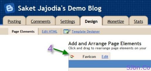 Design -- Page Elements -- Favicon