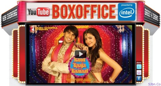 YouTube BoxOffice