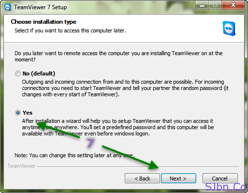 TeamViewer - Yes