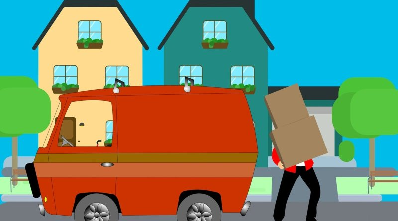 Home Move House Mover Truck Help