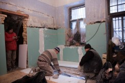 double insulation for the floor