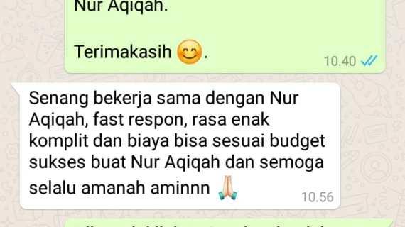 Jasa Nasi Box Aqiqah Murah Di Jakarta