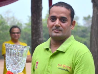 Sunny Raghuwanshi: MVP JCA 6s 2015
