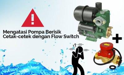 Teknik Merawat Pompa Air Flow Sumur Rumah Tangga