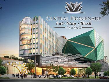 Central Promenade Padang