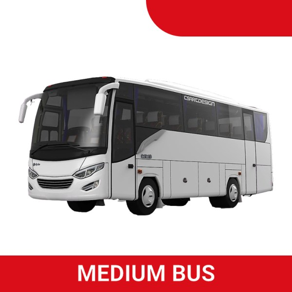Medium Bus Diskon