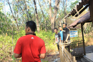 makam syeh pulau biawak - jakarta traveller communiity - jakartatraveller