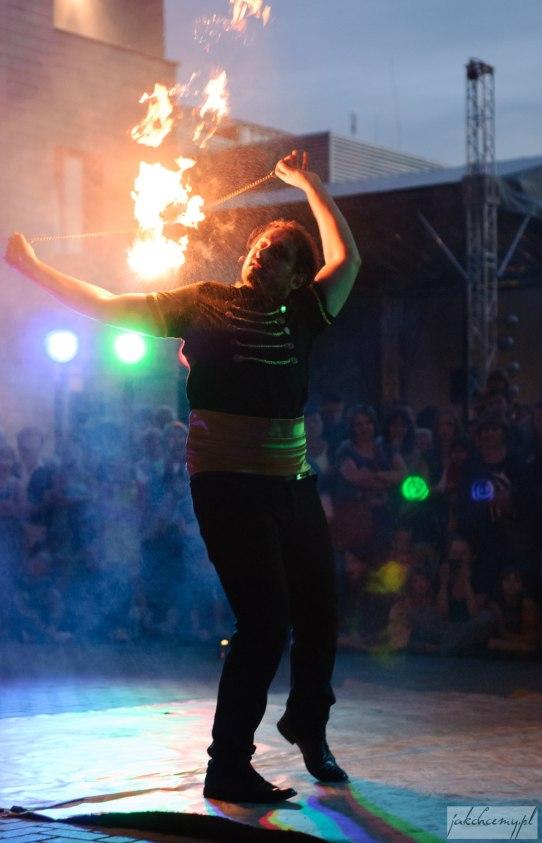 Teatr Ognie Taniec