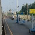 Pociąg peron