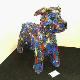 Doggerfly sculpture by Robert Bradford