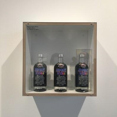 Absolute Vodka - Warhol Collaboration