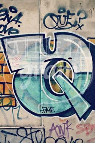 q-for-que-letter-art-challenge