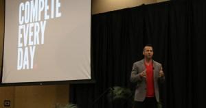 Jake Thompson, Keynote Speaker