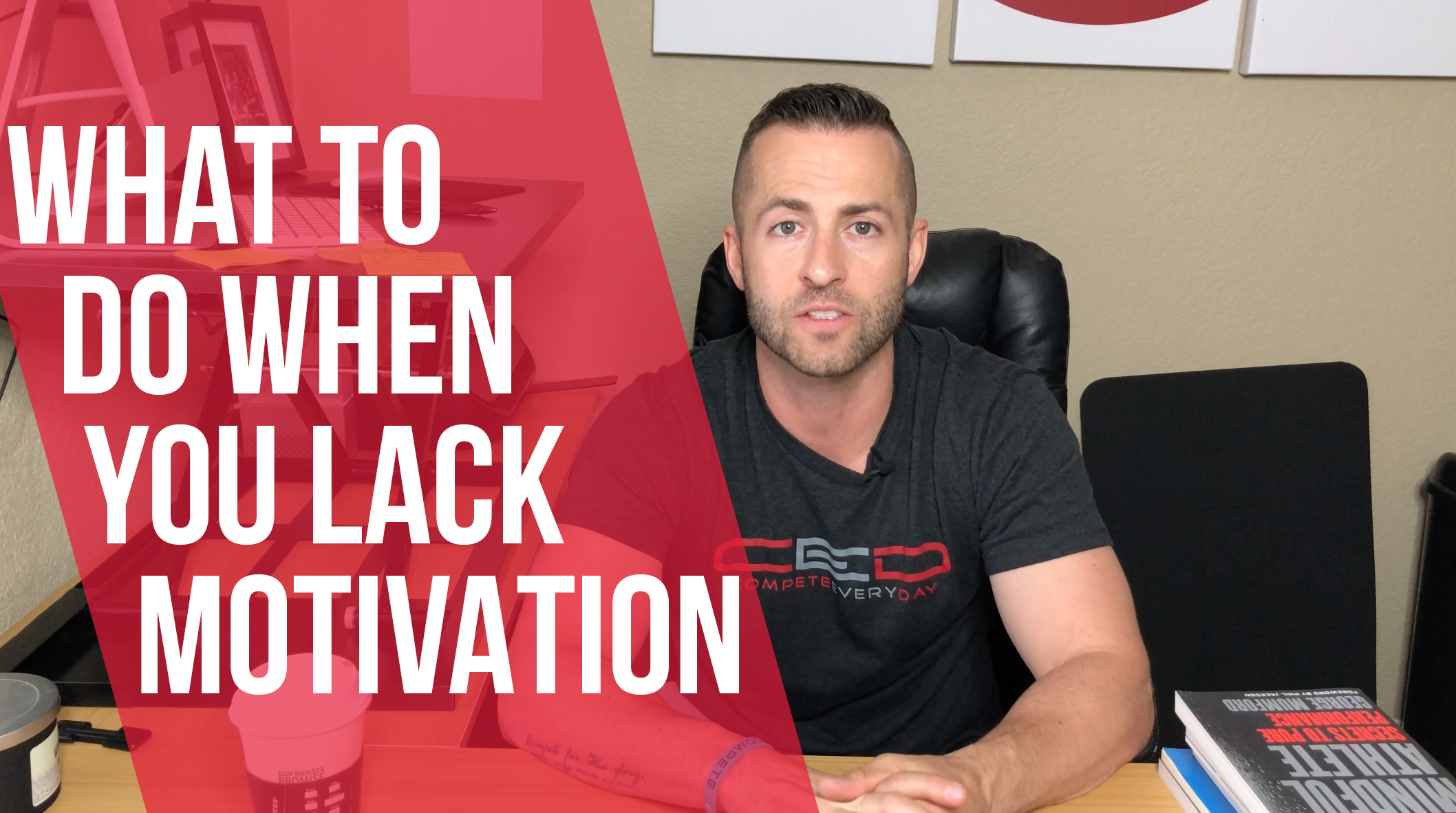 What to do when you lack motivation