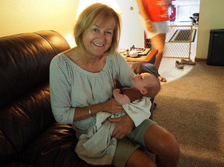 Great Aunt Pam