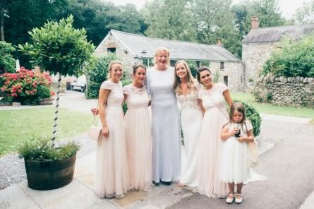 Pencoed house wedding photography-158
