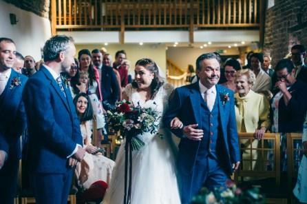 Ashes Barns Endon wedding photography-61