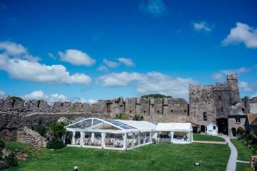 Manobier Castle wedding Photography-106