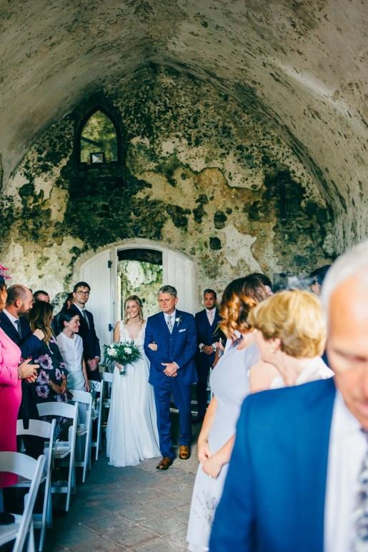 Manobier Castle wedding Photography-127