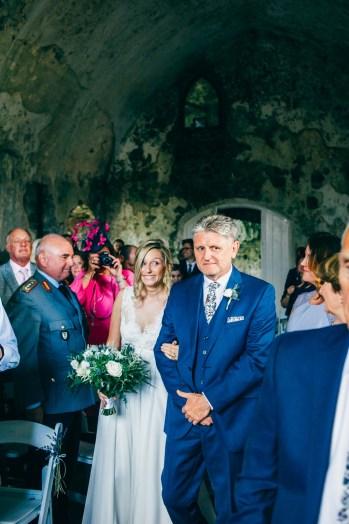 Manobier Castle wedding Photography-129