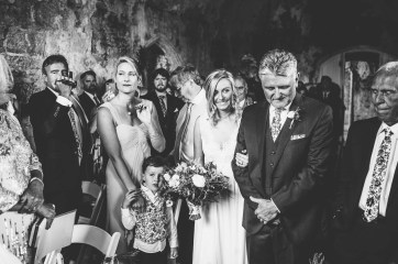 Manobier Castle wedding Photography-130