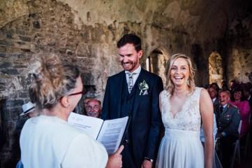Manobier Castle wedding Photography-138