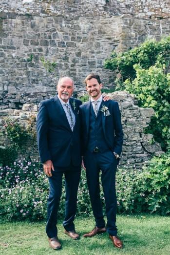 Manobier Castle wedding Photography-176