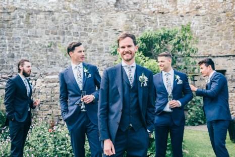 Manobier Castle wedding Photography-182