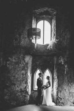 Manobier Castle wedding Photography-203