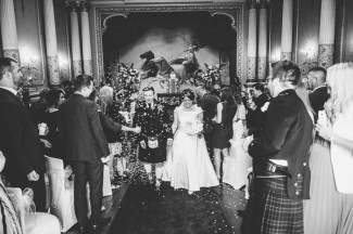 craig y nos castle wedding photography-64