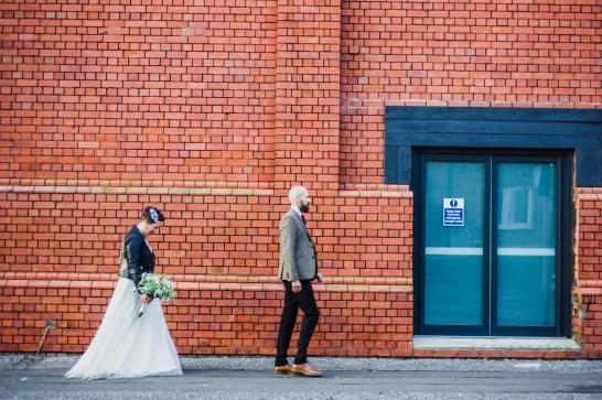 Tramshed wedding Cardiff-186