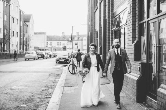 Tramshed wedding Cardiff-188