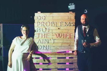Tramshed wedding Cardiff-283