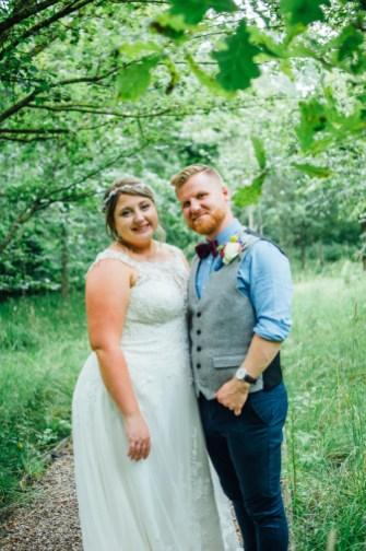 Newlands Bishop Farm Wedding Photography-125