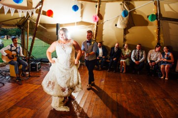 Newlands Bishop Farm Wedding Photography-141