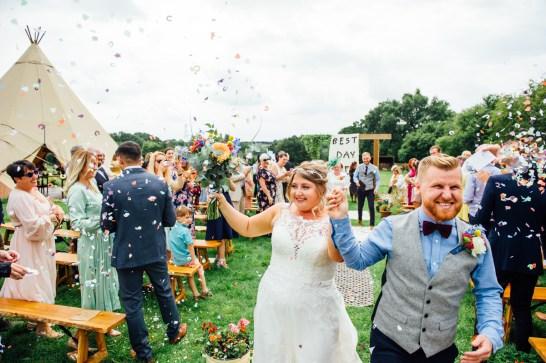 Newlands Bishop Farm Wedding Photography-62