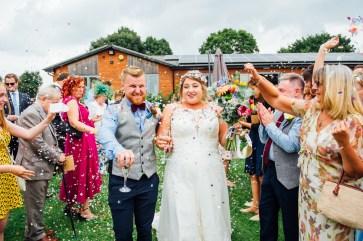 Newlands Bishop Farm Wedding Photography-67