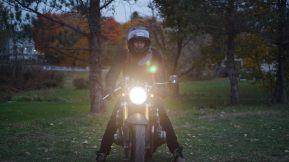 autumn bike