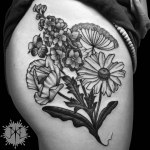 Wildflower Bouquet Jake Reynolds Art