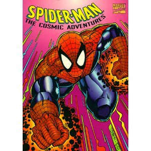 Throwback Tuesday: Spider-Man: The Cosmic Adventures