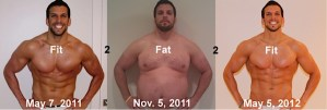 Jacob Interviews….From Fit2Fat2Fit's Drew Manning