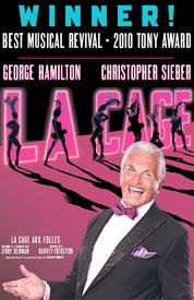George Hamilton La Cage