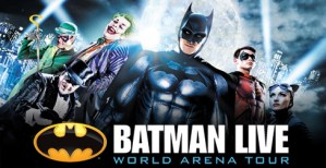 Jacob Reviews….Batman Live