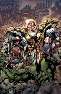Jacob Reviews….Age of Ultron #1