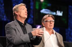 """""""Idol"""" executive producers Nigel Lythgoe & Ken Warwick's behind-the-scene manipulations have turned off millions of """"Idol"""" viewers. (Photo property of FOX)"""