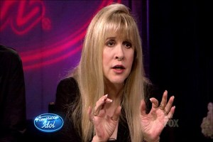 Stevie Nicks helped underdogs Phillip, Heejun and Elise out when she was a guest mentor last season on the show.  (Photo property of 19 Entertainment, FremantleMedia North America & FOX)