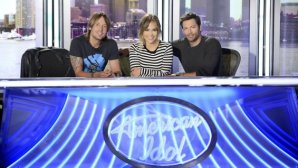 Keith Urban Jennifer Lopez Harry Connick Jr American Idol