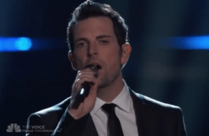 Chris Mann You Raise Me Up Voice